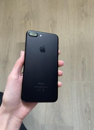 IPhone 7 Plus 128 Gb Black