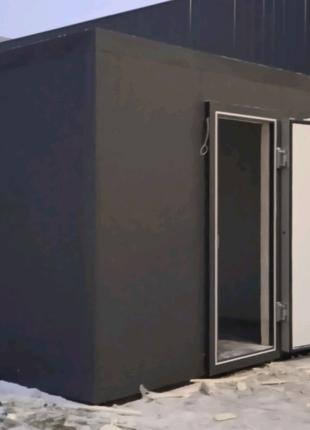 Холодильные, морозильные камеры.