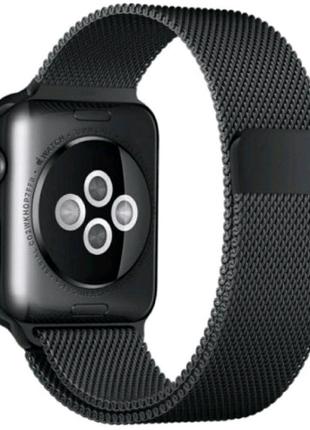 Ремешок Apple watch 42-44mm Миланская петля