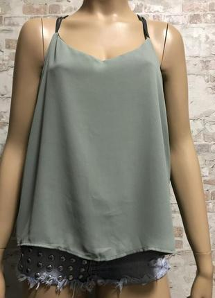 Блуза двухсторонняя