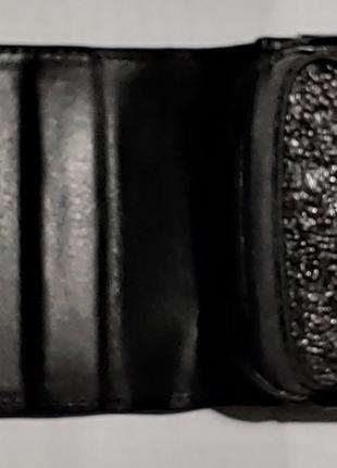 Чехол CAPDASE для HTC Desire S Leather Case Flip Top Black