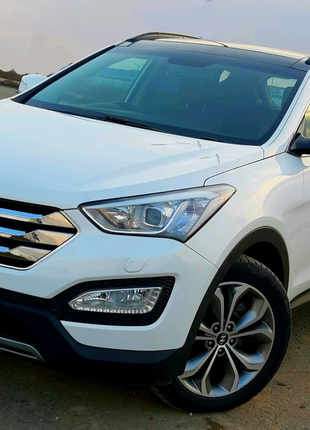 Hyundai Santa fe TOP NAVI PANORAMA  2.2L 4WD 2016