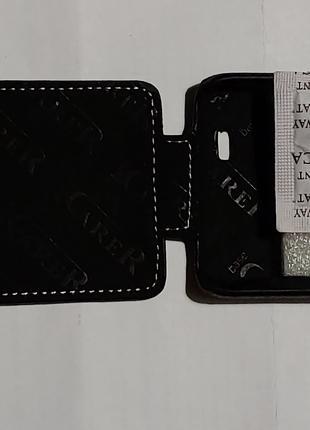 Чехол с флипом Carer Base для Lenovo P770 black