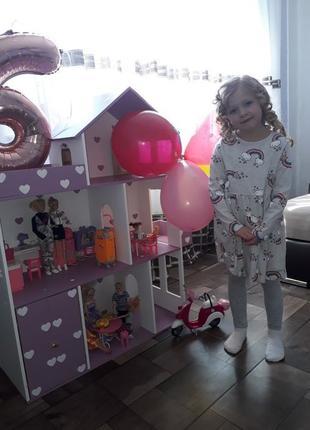 Кукольный домик Дом для кукол Барби Монстер Хай ЛОЛ