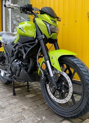 Продам новый мотоцикл Lifan SR200 2020-года спортбайк