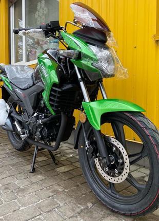 Продам новый мотоцикл Lifan KP200 водянка 4Т