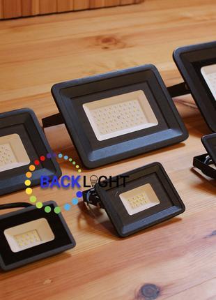 Прожектори LED 10, 20, 30, 50, 100 Вт
