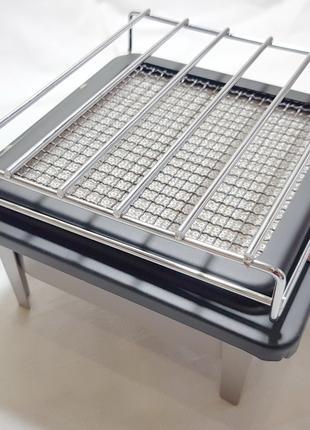 Инфракрасный газовый обогреватель плита Вулкан 2,5 кВт. ГИК-2500