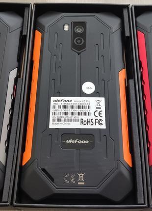 Ulefone Armor X5 Pro 4/64Gb NFC