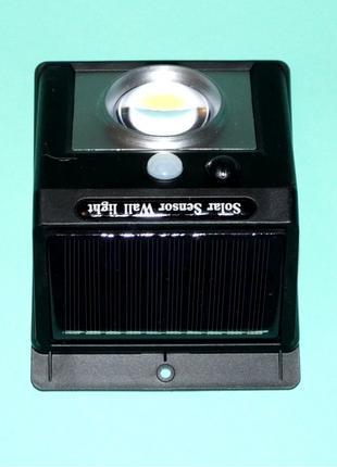 Прожектор LED с датчиком движения и солнечной панелью, CL-2566A