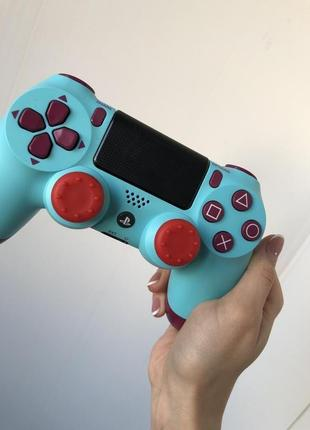 Накладки 2 пары на грибки, стики джойстика PS4 DualShock 4