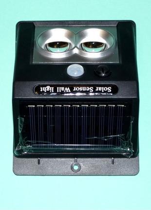 Прожектор LED с датчиком движения и солнечной панелью, LF-1501