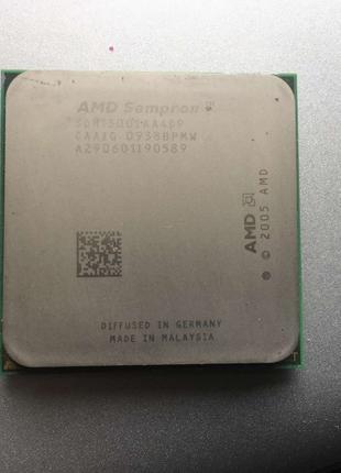 Процессор AMD Sempron LE-1300 2,3 ГГц (SDH1300IAA4DP)