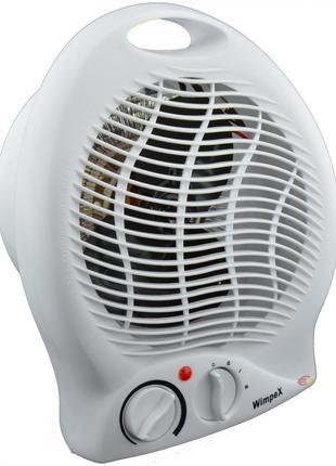 Электрический обогреватель Wimpex WX-425 1000w/2000w