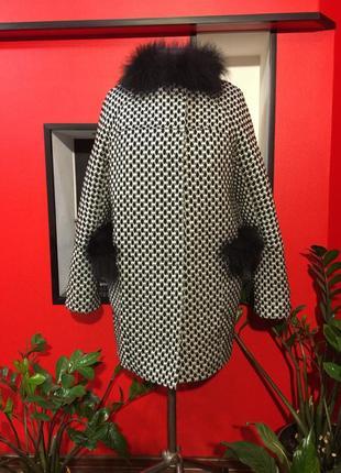 Продам! женское необычное осеннее пальто, утеплённое. новое!