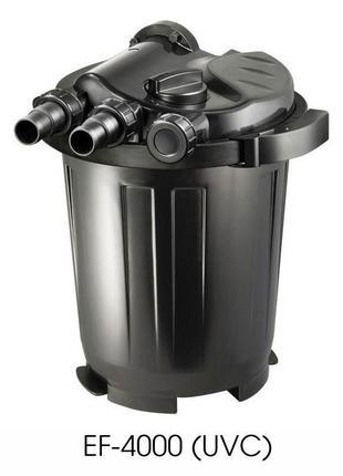 Напорный фильтр для пруда VIa Aqua EF-4000UVС
