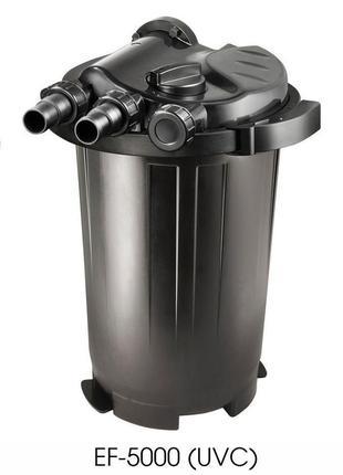 Напорный фильтр для пруда VIa Aqua EF-5000UVС