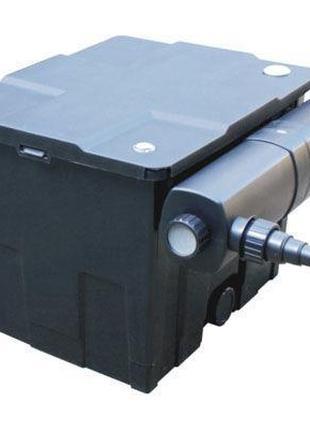 Проточный фильтр для пруда SunSun CBF-350-UV