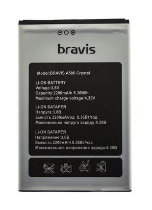 Аккумулятор Bravis A506 Crystal