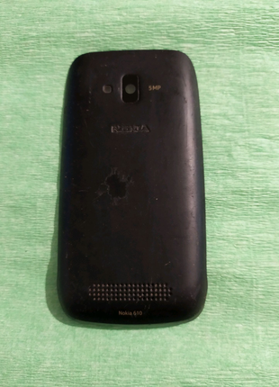 Задняя крышка Nokia Lumia 610