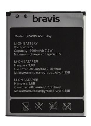 Аккумулятор Bravis A503 Joy