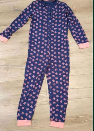 Детская пижама человечек
