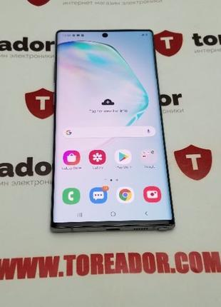 Samsung Galaxy Note 10 Plus 256GB Aura Glow Snapdragon 1 Sim