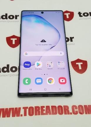 Samsung Galaxy Note 10 Plus 256GB Black Snapdragon 1 Sim