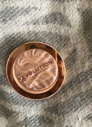 Хайлайтер для лица Makeup Revolution Highlight Reloaded