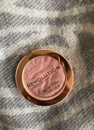 Румяна для лица Makeup Revolution Reloaded Blusher