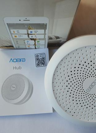 Хаб управления Aqara Gateway Hub - новый с гарантией!