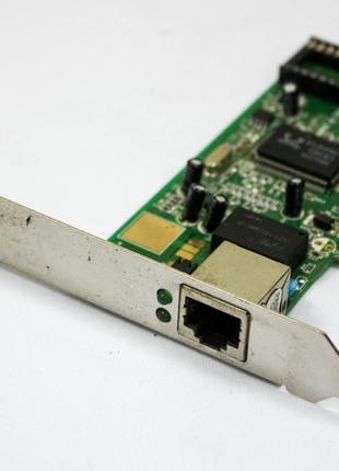 Сетевая карта PCI 1x100TX 100 mbit/s на чипе Realtek - Идеал!