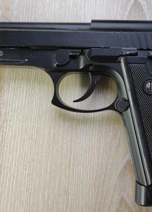 Пневматический пистолет KWC KMB15(BLOW-BACK)