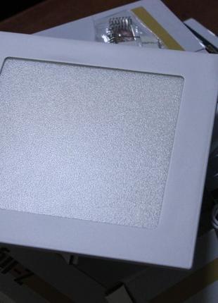 Новые LED 12W 170*170 светодиодные лампы светильники потолочные