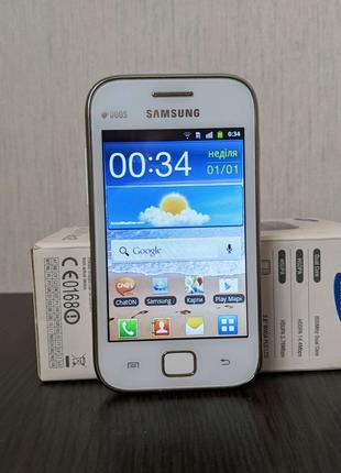 Смартфон Samsung GT-S6802 Duos