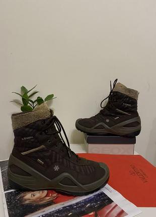Зимние термо ботинки сапоги lowa 41,5