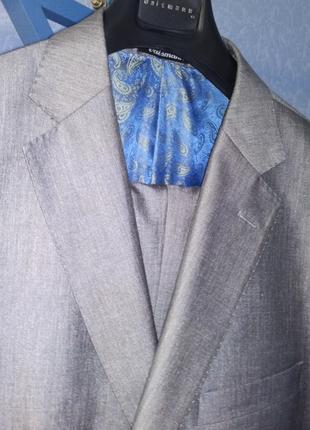 Продам костюм Vaismann Slim N1 3P размер 56 рост 180-182 б/у.