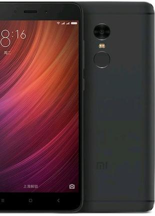 Xiaomi redmi note 4 3/32 (в хорошем состоянии) черный торг