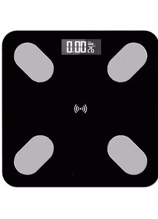 Напольные умные смарт весы электронные
