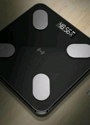 Умные напольные весы