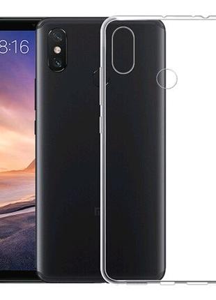Xiaomi Mi Max 3 - Чехол Силиконовый, Бампер