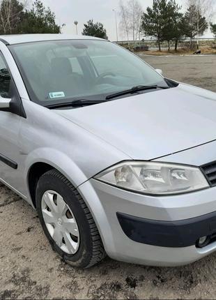 Renault Megane 2 1.6 газ/бензин