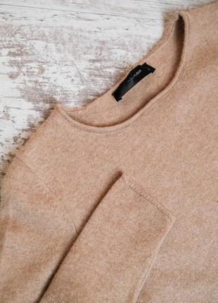 Пуловер шерсть/кашемир hallhuber