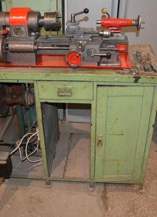 Продам/обмен токарный ТВ-16 комплектный: тумба, двигатель, шкивы