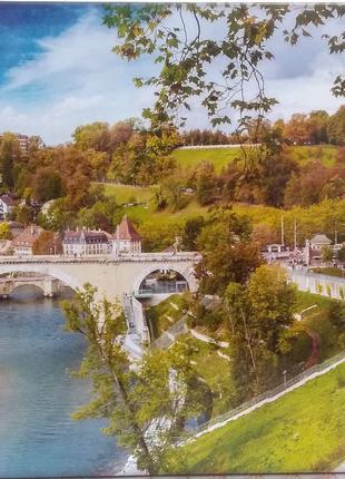 Пазлы Солнечный день, Берн, Швейцария , 1500 элементов