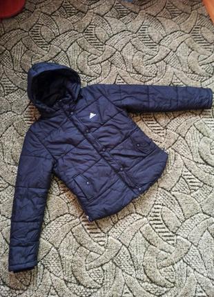 Куртка adidas S- М размер. Куртка тёплая адидас  S-M размер