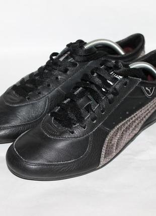 Оригинальные кожаные кроссовки puma 40 размер