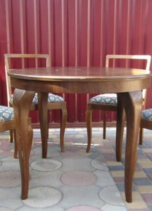 Стол и стулья комплект