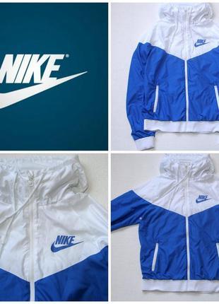 Nike windrunner мужская демисезонная ветровка оригинал 2016-2017г
