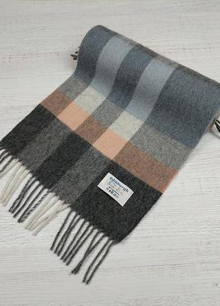 Шарф edinburgh lambswool
